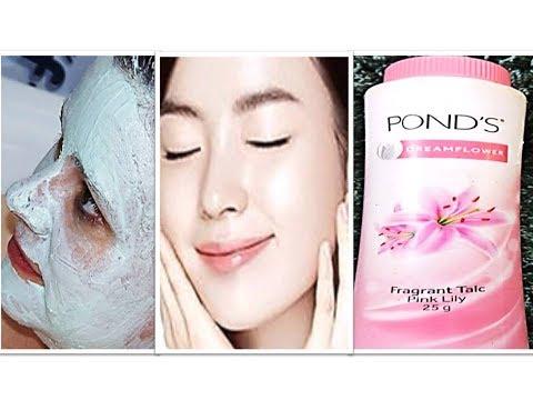 ponds-powder-में-यह-5-मिनट-लगाने-से-कालापन-हटा-कोर-इतना-गोरा-हो-जाएगाwhitening-glowing-poreless-skin