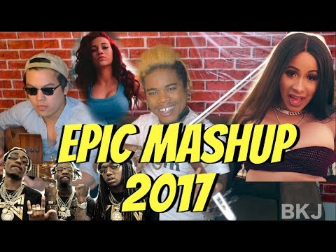 BEST SONGS OF THE YEAR (VIOLIN REMIX EPIC MASHUP) - Brian King Joseph