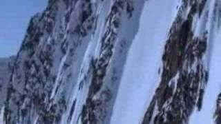 descente de fou en ski