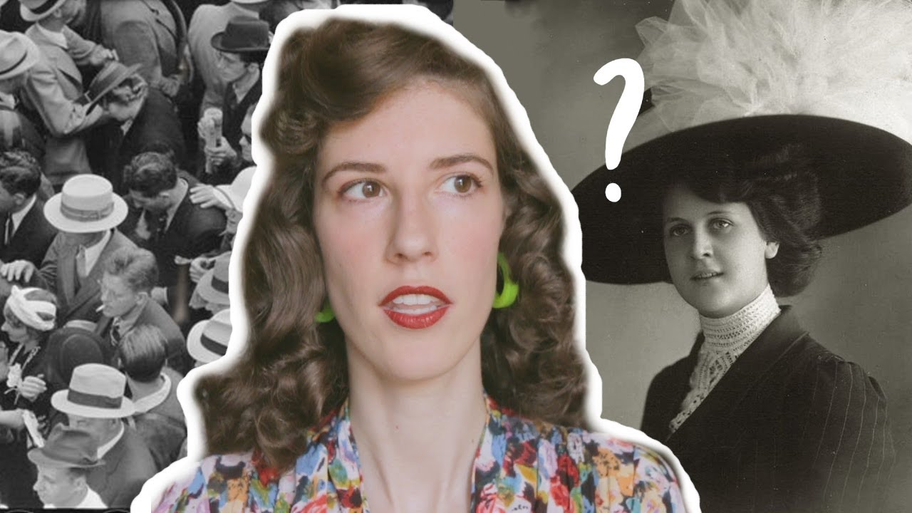 Download Why Did We Stop Wearing Hats?