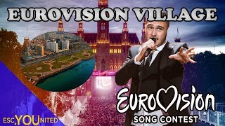 The Eurovision Village 2019 in Tel Aviv (& White Night)
