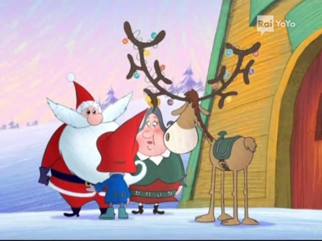 Apprendista Babbo Natale Ep 05.Apprendista Di Babbo Natale Ep 39 Il Segreto Delle Renne Youtube
