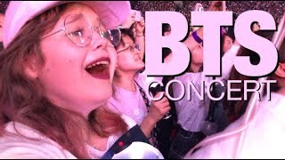 travis scott concert vlog