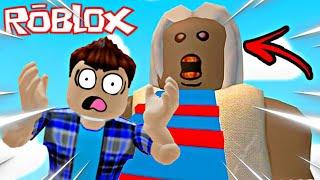 ROBLOX - FUGINDO DA CASA DA GRANNY! PETER TOYS