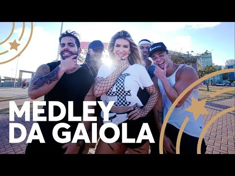 Medley da Gaiola - Dennis DJ & Mc Kevin o Chris - Lore Improta  Coreografia