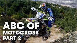 Take A Crash Course In All Things MX | ABC of Motocross Part 2