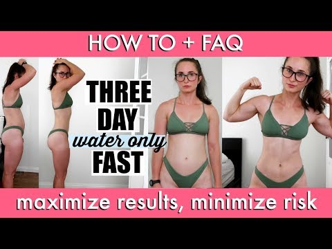 i-did-a-3-day-water-fast-|-how-to-+-tips-&-tricks