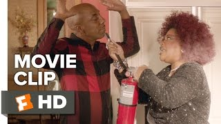 Almost Christmas Movie CLIP - Dishes Burning (2016) - Mo'Nique Movie