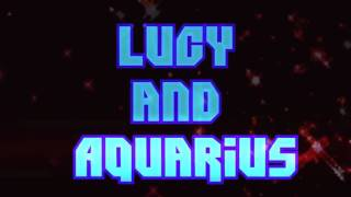 (FAIRY TAIL) Aquarius and Lucy, Водолей и Люси AMV