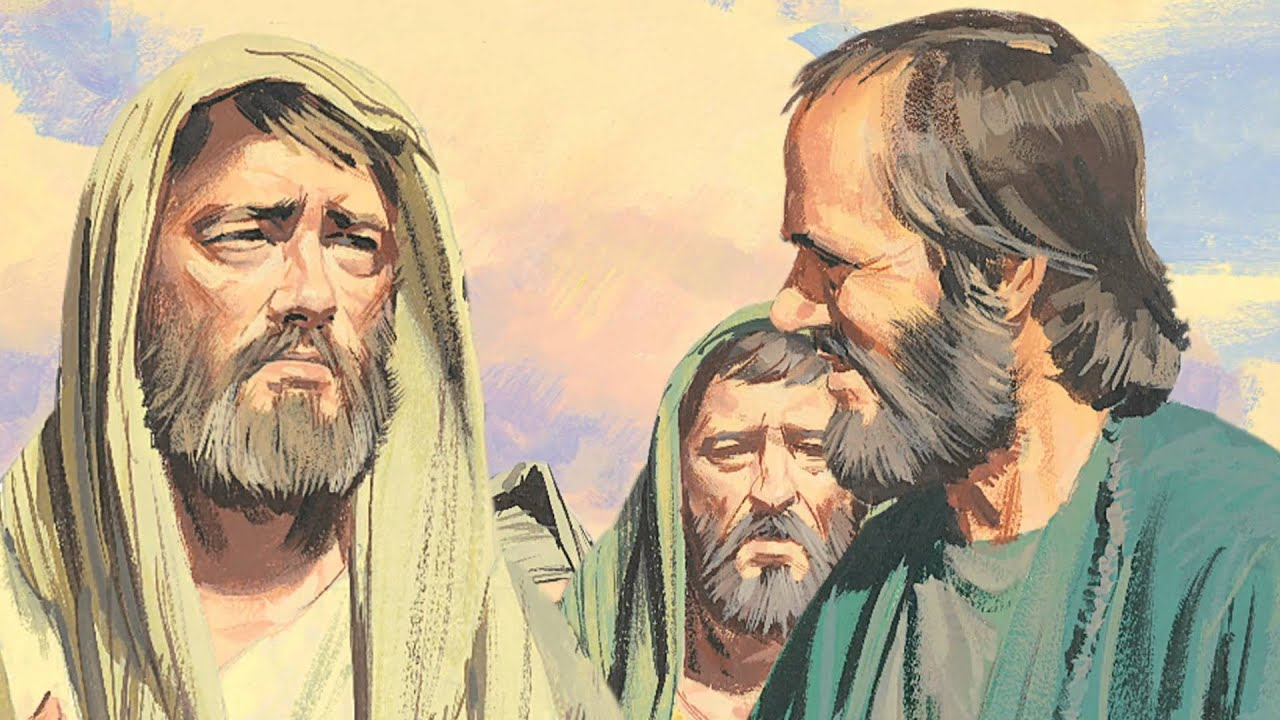 Chapter 62: Paul Obeys the Holy Ghost