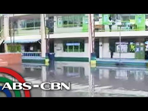 12 paaralan apektado ng baha sa Cotabato City