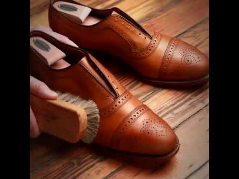 Allen edmonds shoe care guide