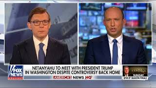 Bennett on Fox: Advance Taylor Force Act, Stop Iran