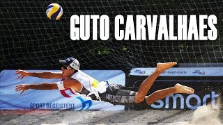 Guto Carvalhaes TOP PLAYS • Beach Volleyball World