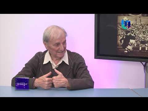 "TeleU: Dragoliub Petac la ""Istoria fotbalului"" (ep. 1)"