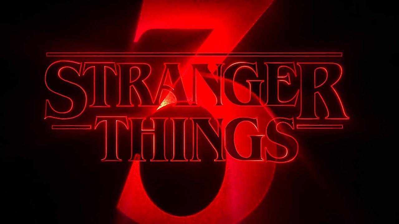 STRANGER THINGS Saison 3 Bande Annonce TEASER (Netflix 2019)