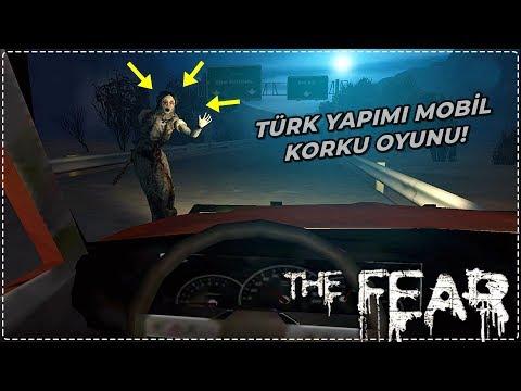 TÜRK YAPIMI MOBİL KORKU OYUNU! ???? | The Fear: Karabasan Vahşet Evi