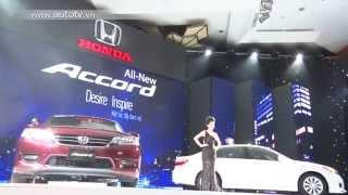 Honda Việt Nam Ra Mắt Accord Hoàn Toàn Mới Tại Hà Nội