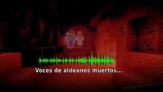 """Resolviendo el Misterio de """"Los extraños ruidos en las cuevas de Minecraft"""""""