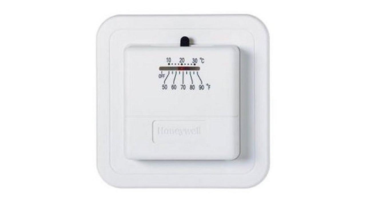 Honeywell YCT33A1009 750 Millivolt Heat Only Non-Programmable Thermostat |  Honeywell Store  Honeywell Store