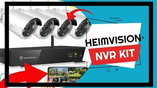 Heimvision HM241 Camera Wireless NVR CCTV Home Security Kit Review