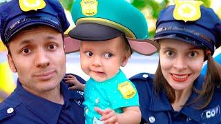 Детская песня Полиция | Песни для детей от Майи и Маши