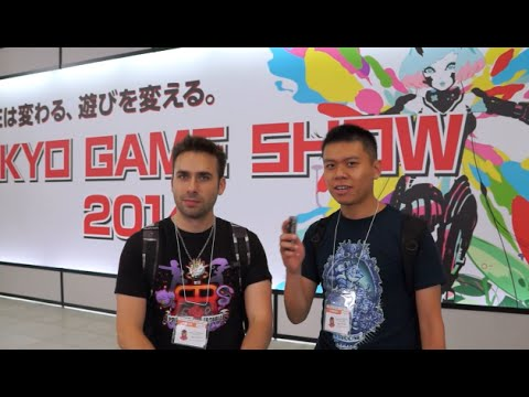 Inside the Tokyo Game Show 2014