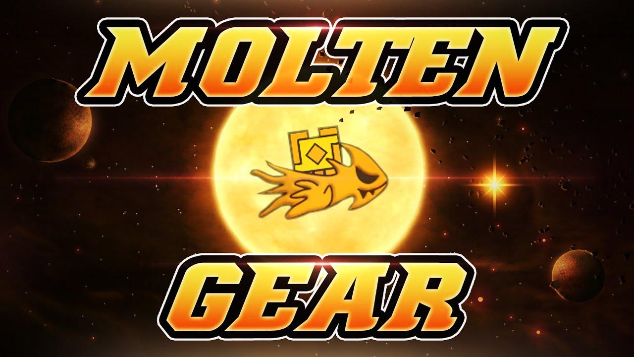 Molten Gear Rewind!