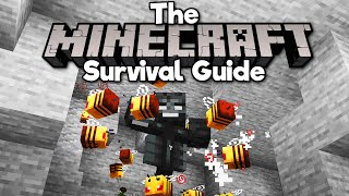 Fighting The Wither With Bees! ▫ Minecraft Survival Guide (Tutorial Let's Play) [Part 274]