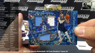7/18/2018 2017/18 Spectra Basketball Full Case Random Teams #1