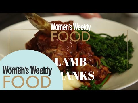 Slow-cooker Lamb Shanks | RECIPES