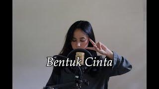 Gambar cover BENTUK CINTA - ECLAT Ver. Cewek (cover) by Heriaty