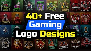Free 40+ Gaming Logo Designs | Best Logo for Gamers