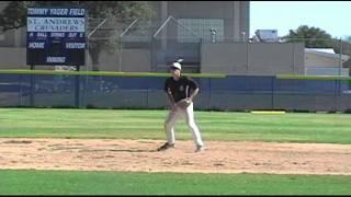 Thomas Sweeney - Baseball Class of 2012. Middle Infielder