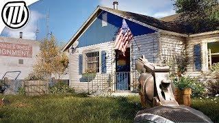 Far Cry 5: Exploring Open-World AMERICA - Gameplay Live Stream