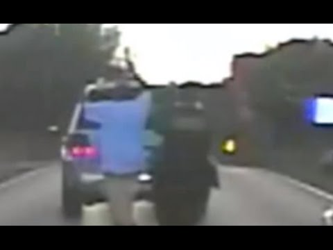 Police Shoot Unarmed Man in Oklahoma [CAUGHT ON TAPE]