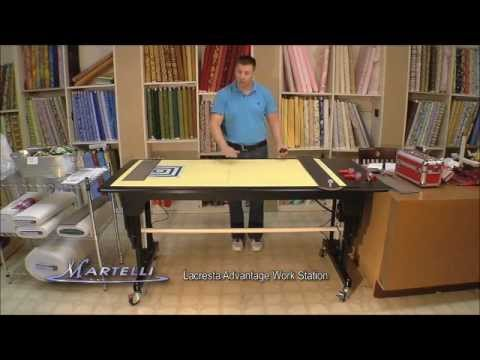 Martelli Lacresta Elite Work Station Amp Cutting Table