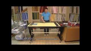 Martelli Lacresta Elite Work Station & Cutting Table