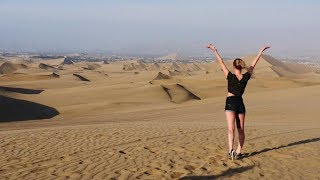 Desert Adventure in Peru