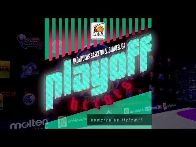 NBBL Playoff Heroes - Viertelfinale, Hinspiel