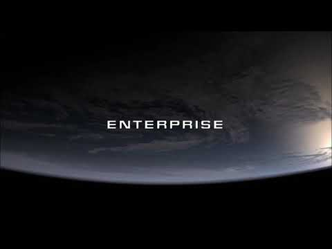 Star Trek Enterprise Opening × Sogno di Volare (Christopher Tin)