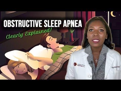 Obstructive Sleep Apnea Explained