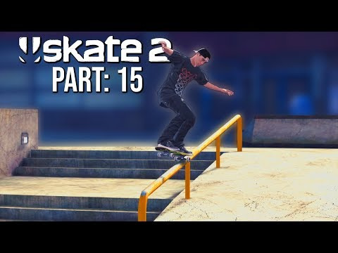 The Best School In A Skate Game? | SKATE 2: PART 15