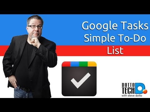 Simple Tasks - with Google Drive