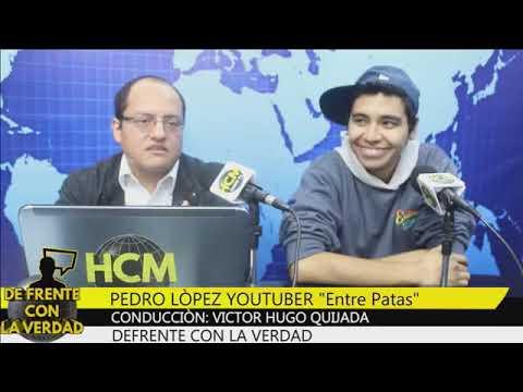 #DEFRENTECONLAVERDAD Entrevista con Pedro López