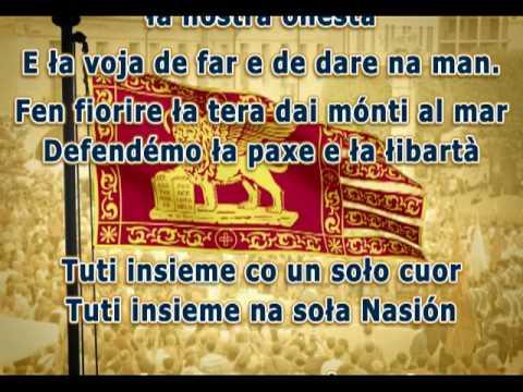 INO NASIONALE VENETO - Inno Nazionale Veneto