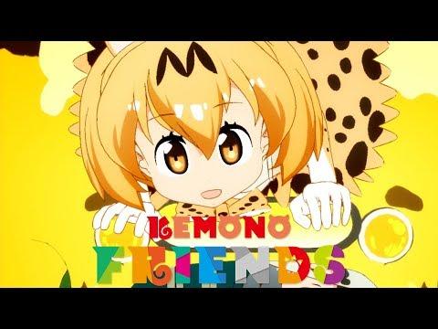 Kemono Friends - Opening | Welcome To Japari Park
