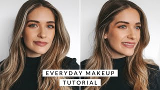 Everyday Makeup Tutorial Feat. Some Current Favorites