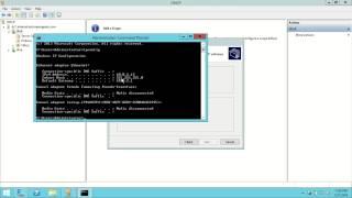 Windows Server 2012 R2 DHCP Configuration