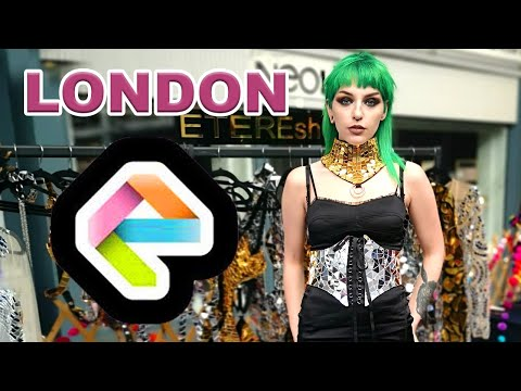 ETERESHOP At London Edge 2019 Fashion Trade Show